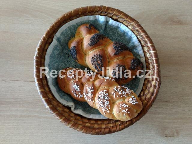 Poctivé domácí housky jako od pekaře