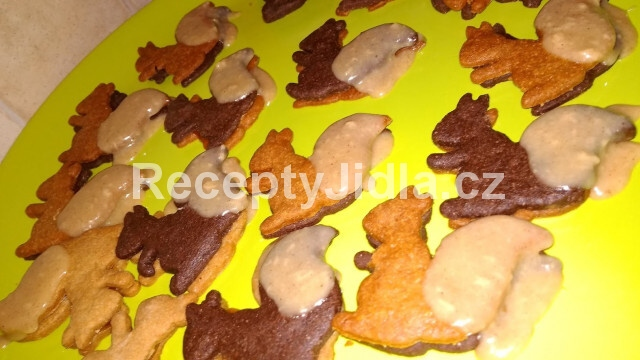 Vánoční veverky - cukroví