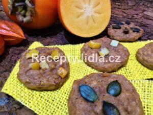 Měkké kaki sušenky