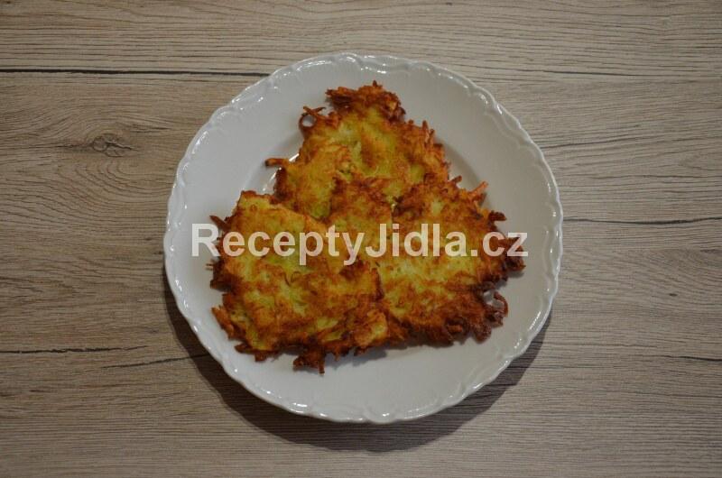 Nejlepší domácí křupavé bramboráky
